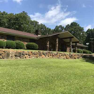 Carthage Single Family Home For Sale: 789 Hwy 25 Hwy