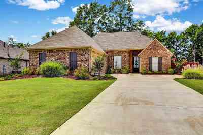Madison County Single Family Home For Sale: 244 Falls Crossings