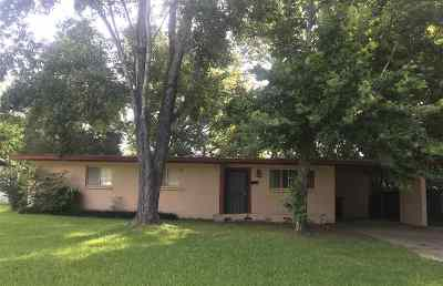 Jackson Single Family Home For Sale: 5524 Keele St