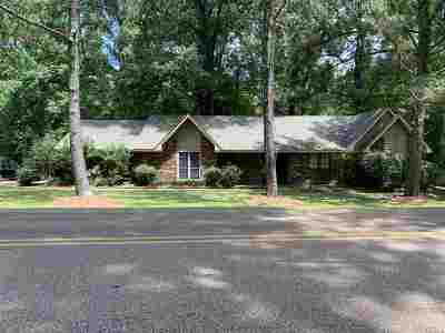 Hinds County Single Family Home For Sale: 4706 Brookwood Pl