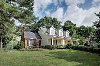 Jackson Single Family Home Contingent/Pending: 300 Park Lane Ct