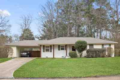 Hinds County Single Family Home For Sale: 4418 Manhassett Dr