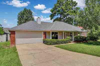 Rankin County Single Family Home Contingent/Pending: 151 Bellegrove Cir