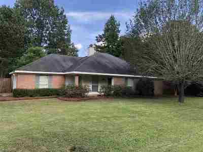Rankin County Single Family Home For Sale: 127 Bellegrove Cir