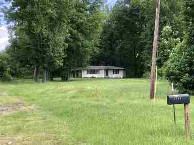 Hinds County Single Family Home For Sale: 2760 McDowell Rd