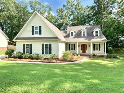 Clinton Single Family Home For Sale: 488 Oakwood Dr