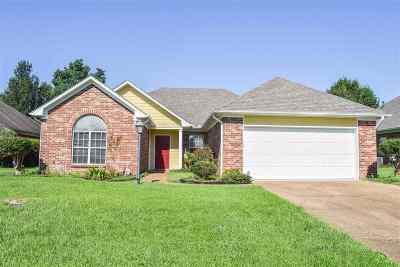 Byram Single Family Home For Sale: 9 Old Bridge Cv