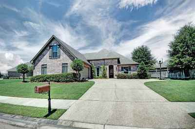 Flowood Single Family Home Contingent/Pending: 128 Tradition Pkwy