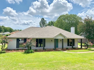 Ridgeland Single Family Home Contingent/Pending: 146 Trace Ridge Dr