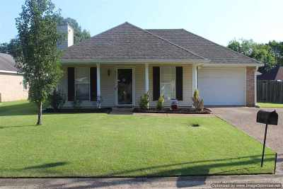 Byram Single Family Home For Sale: 2254 Meagan Dr