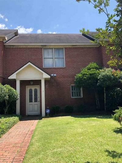 Jackson Townhouse For Sale: 7 Village Green Cir