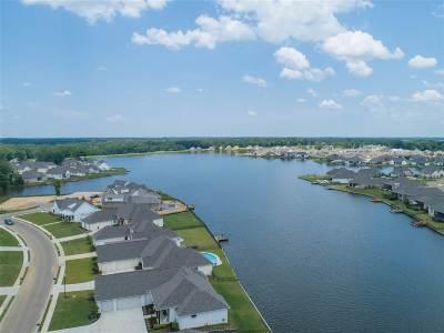 Madison Single Family Home For Sale: 109 Camden Lake Cir