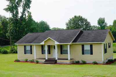 Carthage Single Family Home Contingent/Pending: 151 Barkwood Rd