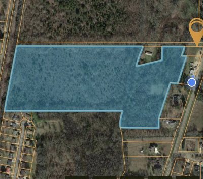 Canton Residential Lots & Land For Sale: 3573 N Liberty St