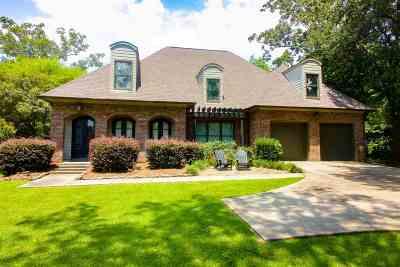 Ridgeland Single Family Home For Sale: 234 W Porter St