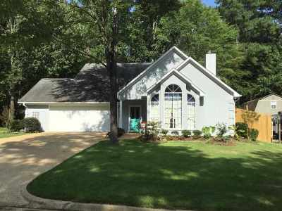 Flowood Single Family Home For Sale: 125 Pinevale St