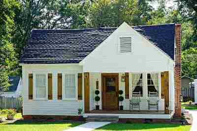 Carthage Single Family Home Contingent/Pending: 401 N Pearl St