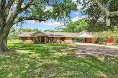 Brandon Single Family Home Contingent/Pending: 6483 Hwy 18 Hwy