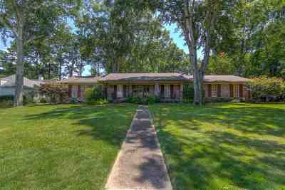 Jackson Single Family Home For Sale: 1523 Brecon Dr
