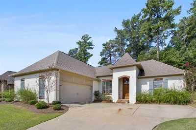 Rankin County Single Family Home Contingent/Pending: 973 Willow Grande Cir