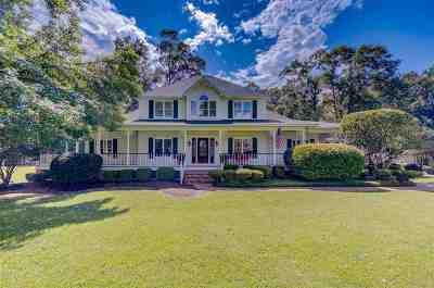 Clinton Single Family Home For Sale: 110 Country Cv