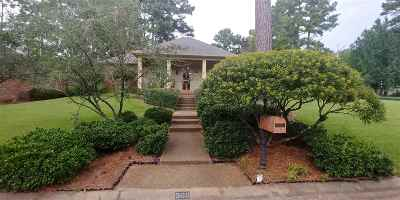 Rankin County Single Family Home Contingent/Pending: 300 Ridge Cir