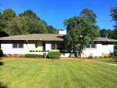 Jackson Single Family Home For Sale: 3710 Crane Blvd