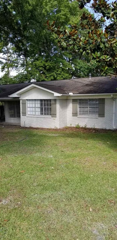 Clinton Single Family Home Contingent/Pending: 126 Murial St
