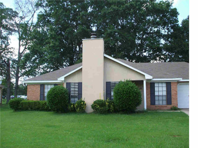 Ridgeland Rental For Rent: 206 Beaver Creek Dr