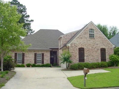 Brandon Single Family Home For Sale: 2117 W Fairway Dr