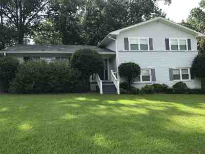 Clinton Single Family Home Contingent/Pending: 222 Kitchings Dr
