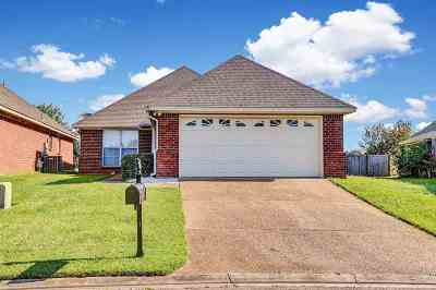 Pearl Single Family Home Contingent/Pending: 2016 Cross Pointe Cir