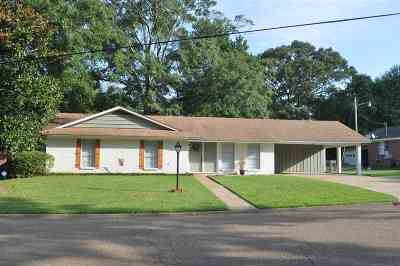 Pearl Single Family Home Contingent/Pending: 541 Pemberton Dr