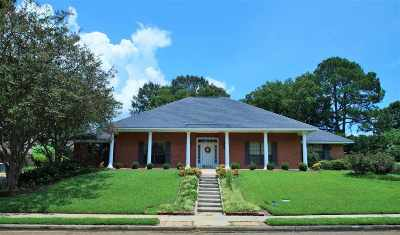 Jackson Single Family Home Contingent/Pending: 1022 Northpointe Dr