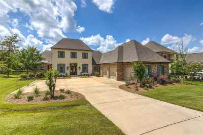 Ridgeland MS Single Family Home For Sale: $799,000