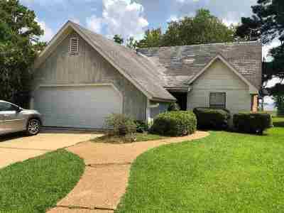 Ridgeland MS Single Family Home Contingent/Pending: $89,900