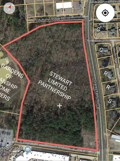Brandon Residential Lots & Land For Sale: Grants Ferry Rd