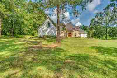 Rankin County Single Family Home Contingent/Pending: 379 Tolleson Dr