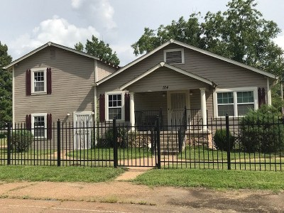 Flowood Single Family Home Contingent/Pending: 104 Fannin Rd