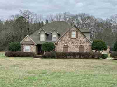 Florence, Richland Single Family Home For Sale: 540 White Oak Rd