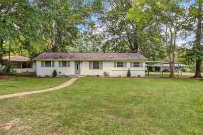 Pearl Single Family Home Contingent/Pending: 3216 Virginia St