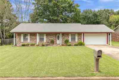 Clinton Single Family Home Contingent/Pending: 101 Meadowview Cir