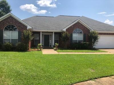 Byram Single Family Home Contingent/Pending: 171 Halston Cv