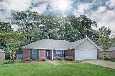 Byram Single Family Home For Sale: 418 Willow Bay Dr