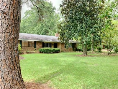 Jackson Single Family Home For Sale: 1312 Eastover Dr