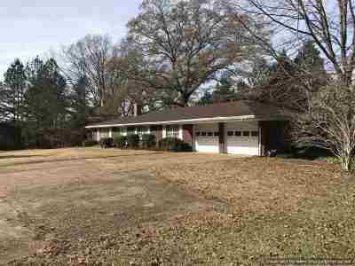 Canton Single Family Home For Sale: 1288 Robinson Rd
