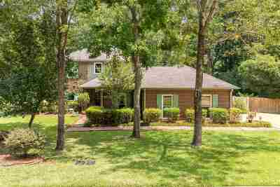 Rankin County Single Family Home Contingent/Pending: 512 Dixton Dr