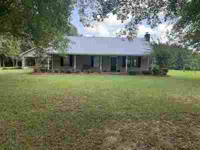 Mize Single Family Home Contingent/Pending: 4901 Scr 83
