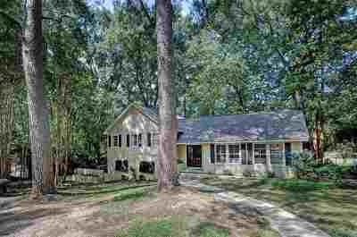 Jackson Single Family Home For Sale: 4671 Trawick Dr