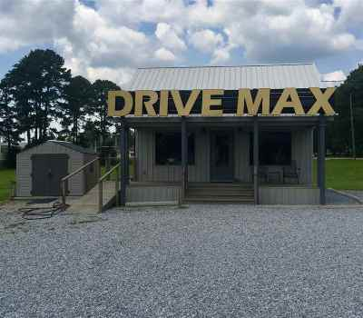 Forest MS Commercial For Sale: $160,000